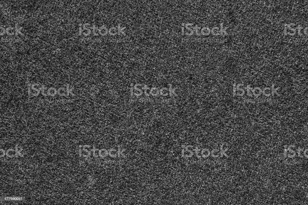 texture of gray fleecy fabric stock photo