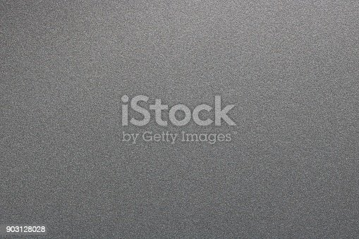 istock Texture of gray hard plastic, abstract background. 903128028