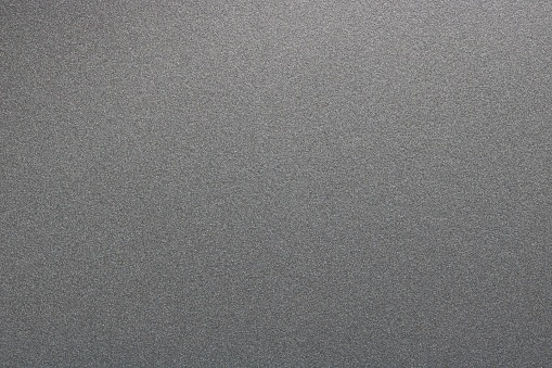 Texture of gray hard plastic, abstract background.
