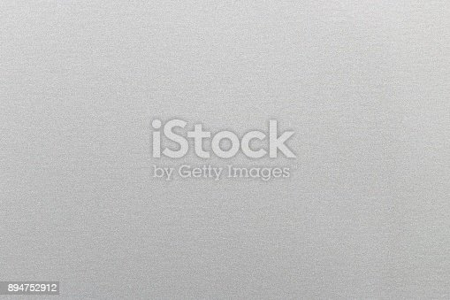 istock Texture of gray metal, silver metallic car paint, abstract background 894752912