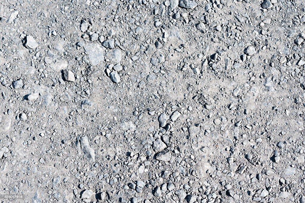 Texture of gray sand stock photo