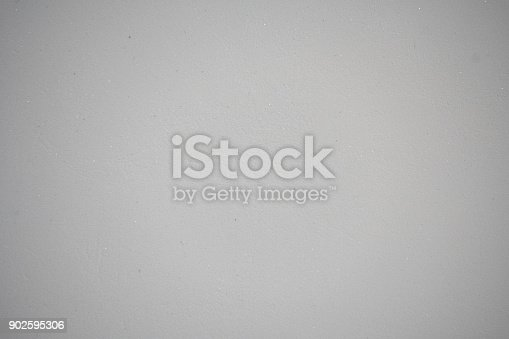 istock Texture of gray wall for background 902595306
