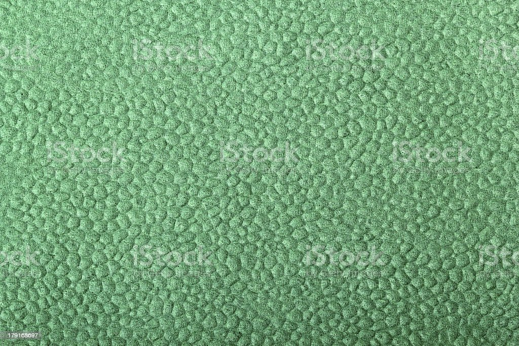 Texture of green paper napkin royalty-free stock photo