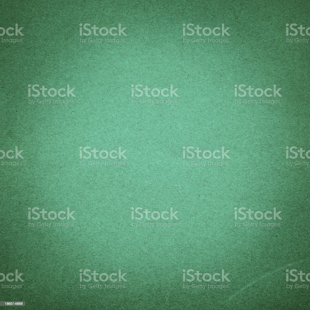 Texture of green paper or background royalty-free stock photo