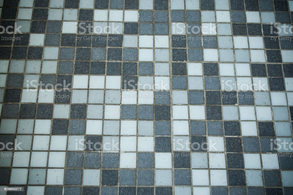 Photo Libre De Droit De Texture De Mosaique Gris Pour Le Fond De La Salle De Bain Banque D Images Et Plus D Images Libres De Droit De Abstrait Istock