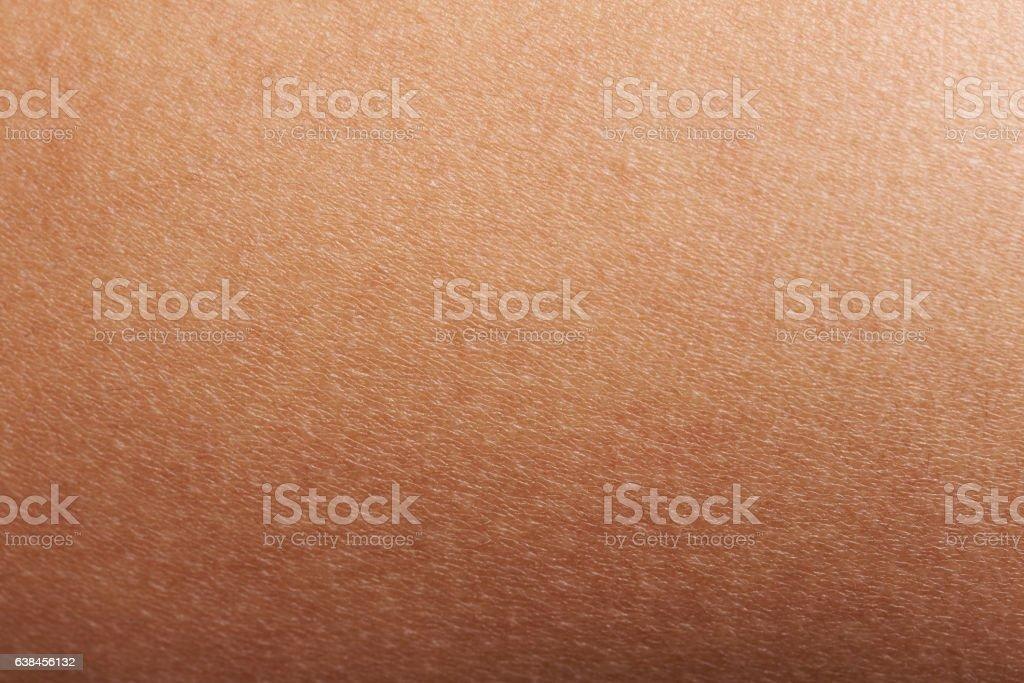 Texture de la peau humaine photo libre de droits