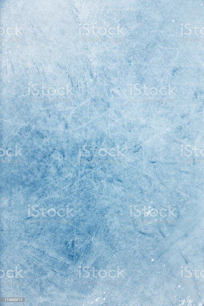 Texture of ice XXXL royalty-free stock photo
