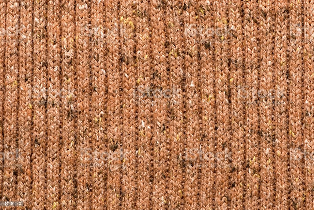 texture of knitting wool royalty-free stock photo