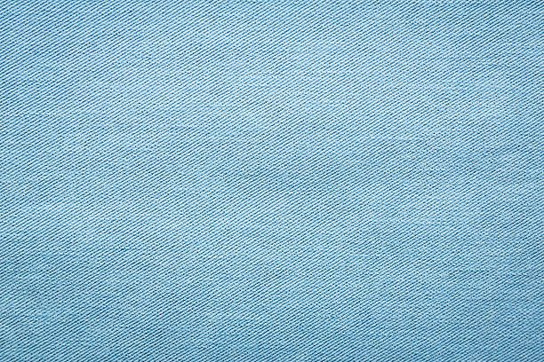 texture of light blue jean stock photo