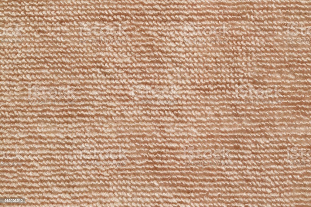 Texture De Texture Tapis Marron Clair Photo Libre De Droits