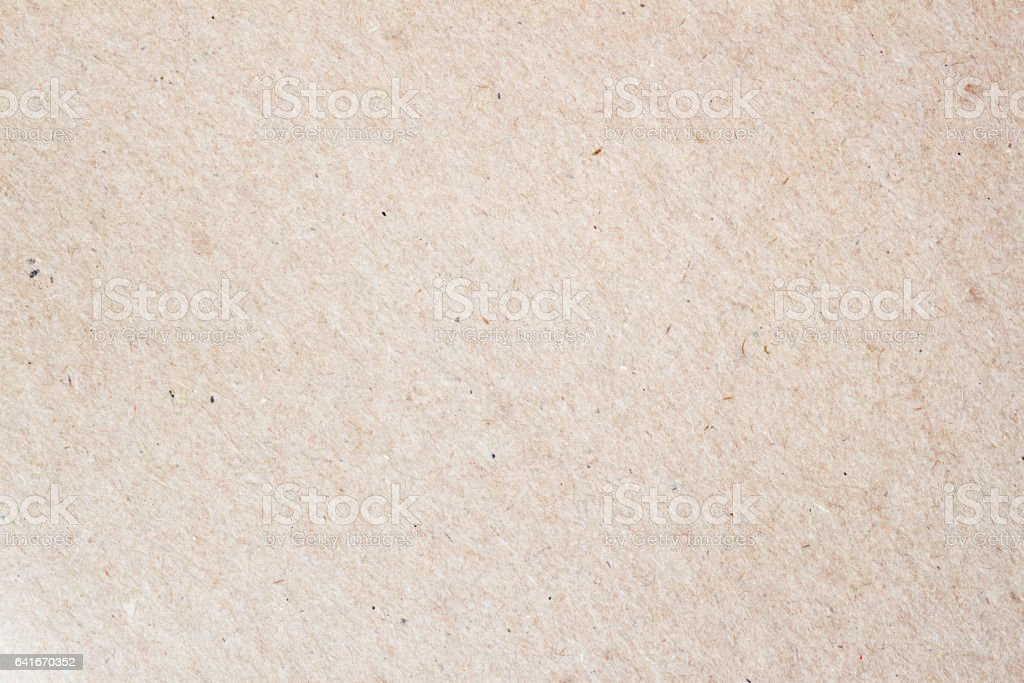 Texture Of Light Brown Paper Background For Design With Copy Space Text Or Image