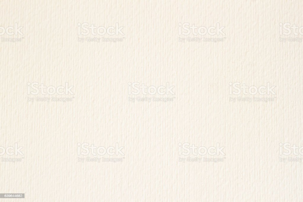 Texture of light cream paper, background for design with copy stock photo