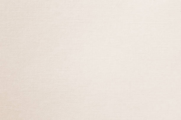 texture of light cream paper, gentle shade for watercolor and artwork. modern background, copy space - paper stock pictures, royalty-free photos & images