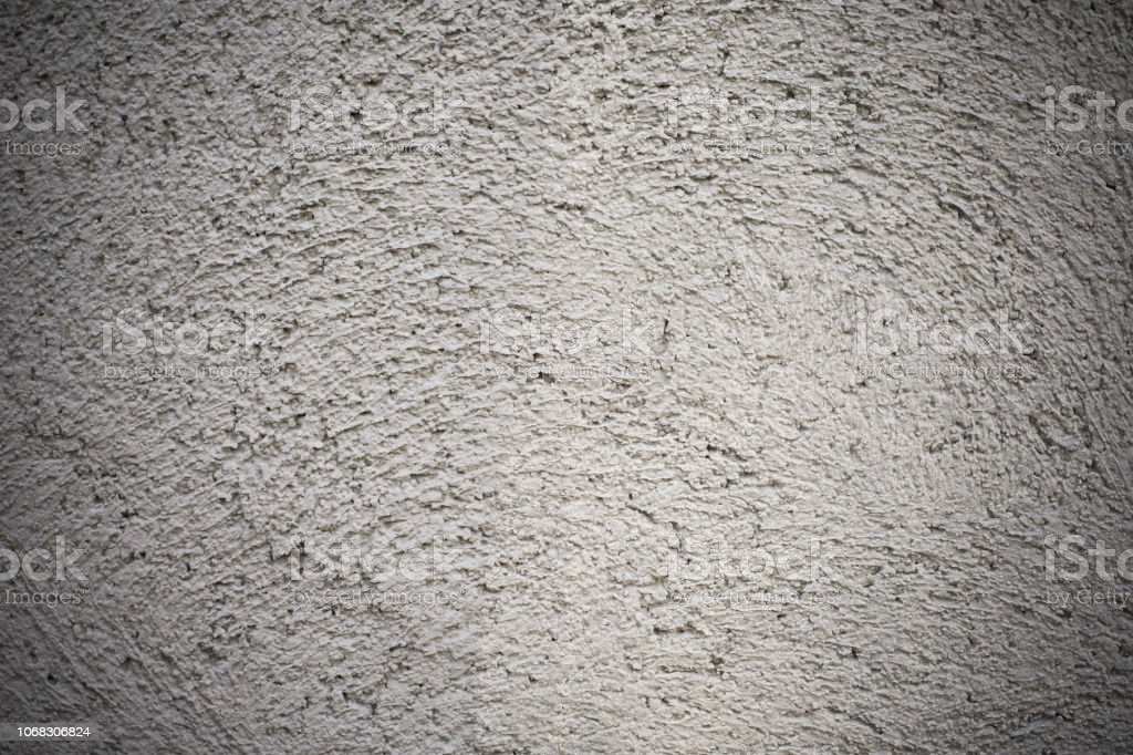 texture of light grey of concrete wall stock photo