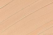 istock Texture of liquid foundation 1269832310