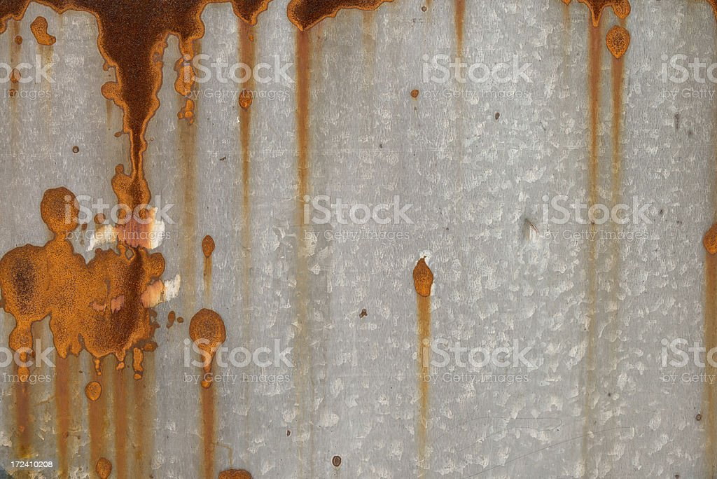 texture of metal royalty-free stock photo