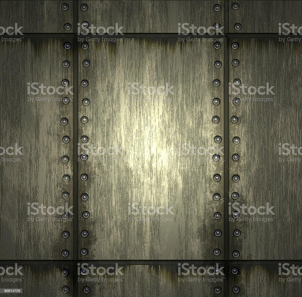 Struktur aus Metall – Foto