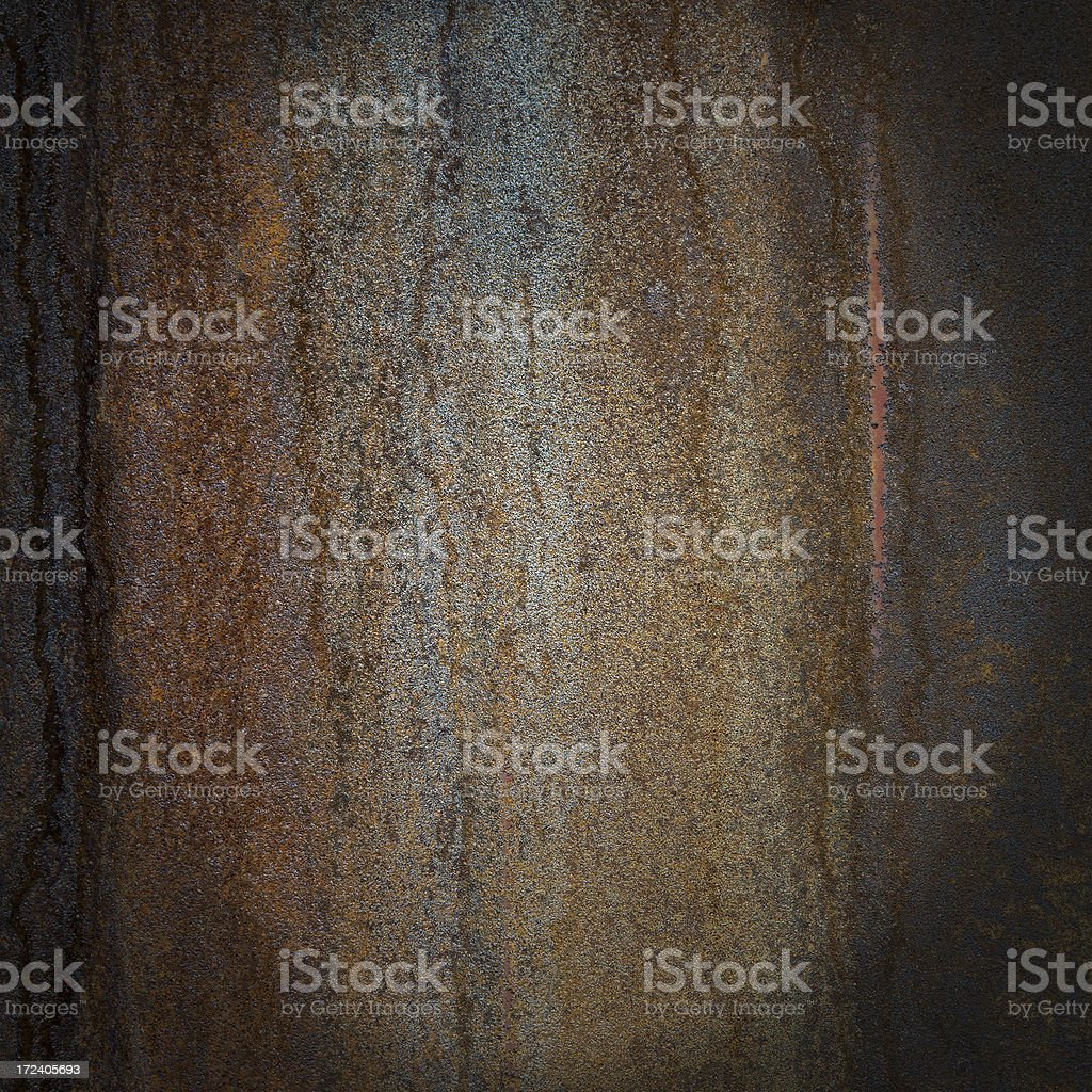 Texture of metal, plate royalty-free stock photo