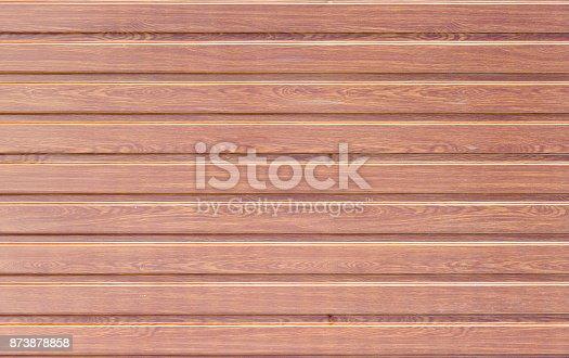 istock Texture of metal shingles close-up 873878858