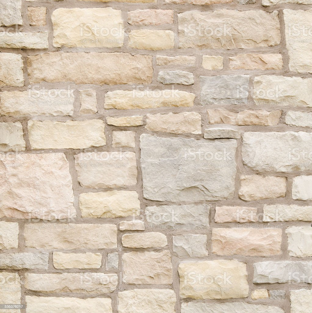 Texture Of Modern Style Design Decorative Real Stone Wall