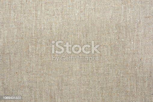 475709907istockphoto Texture of natural linen fabric 1069401322