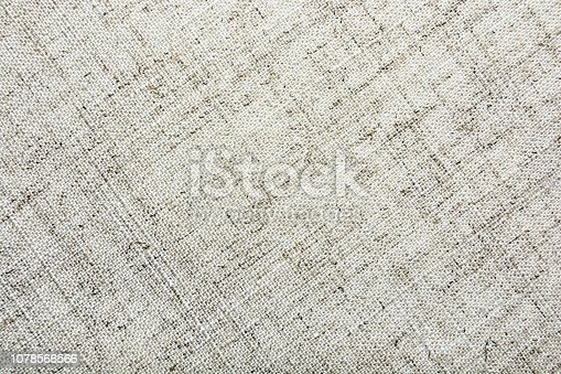 475709907 istock photo Texture of natural linen fabric 1078566566