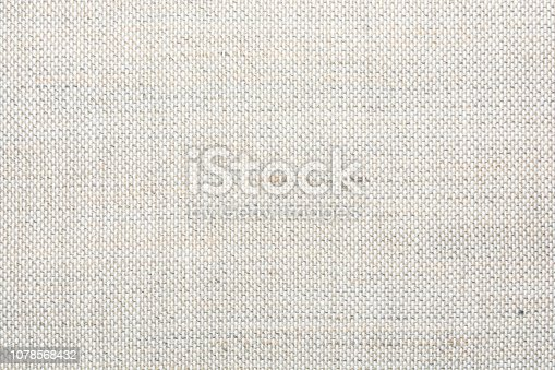 475709907 istock photo Texture of natural linen fabric 1078568432