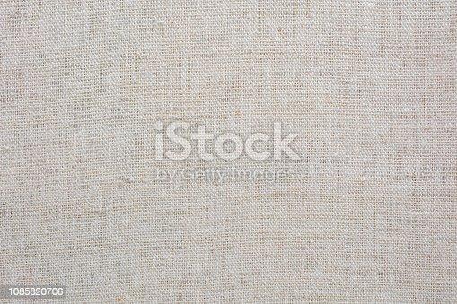 475709907istockphoto Texture of natural linen fabric 1085820706
