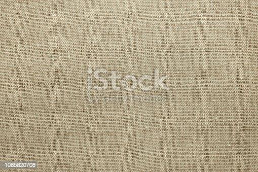 475709907istockphoto Texture of natural linen fabric 1085820708