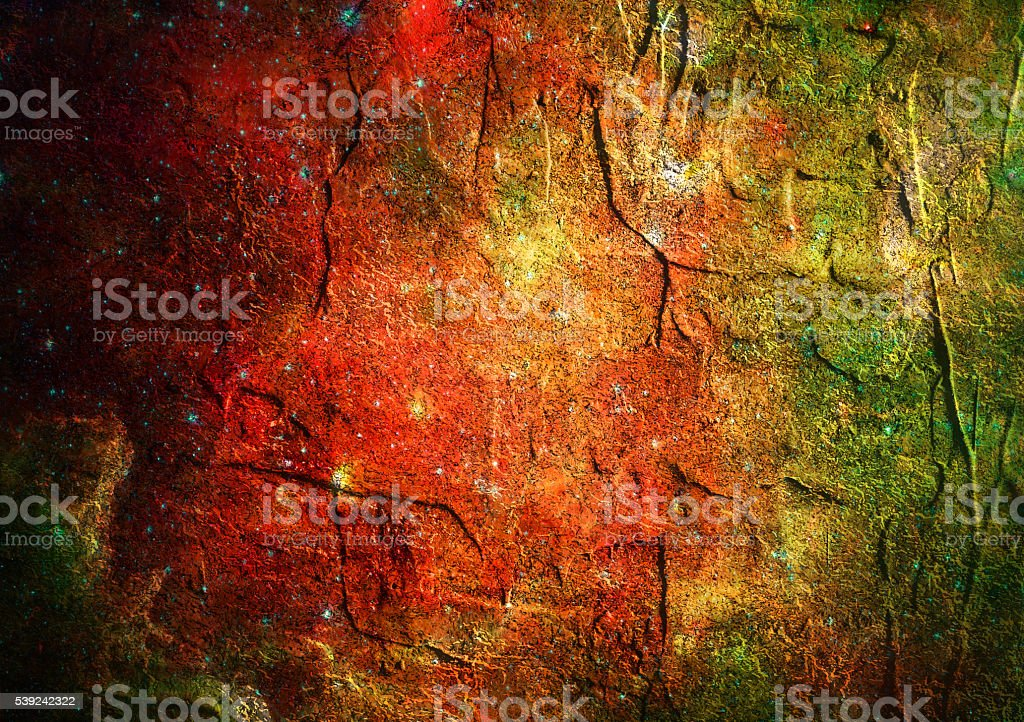Texture of old concrete wall background. Color blur gradient royalty-free stock photo