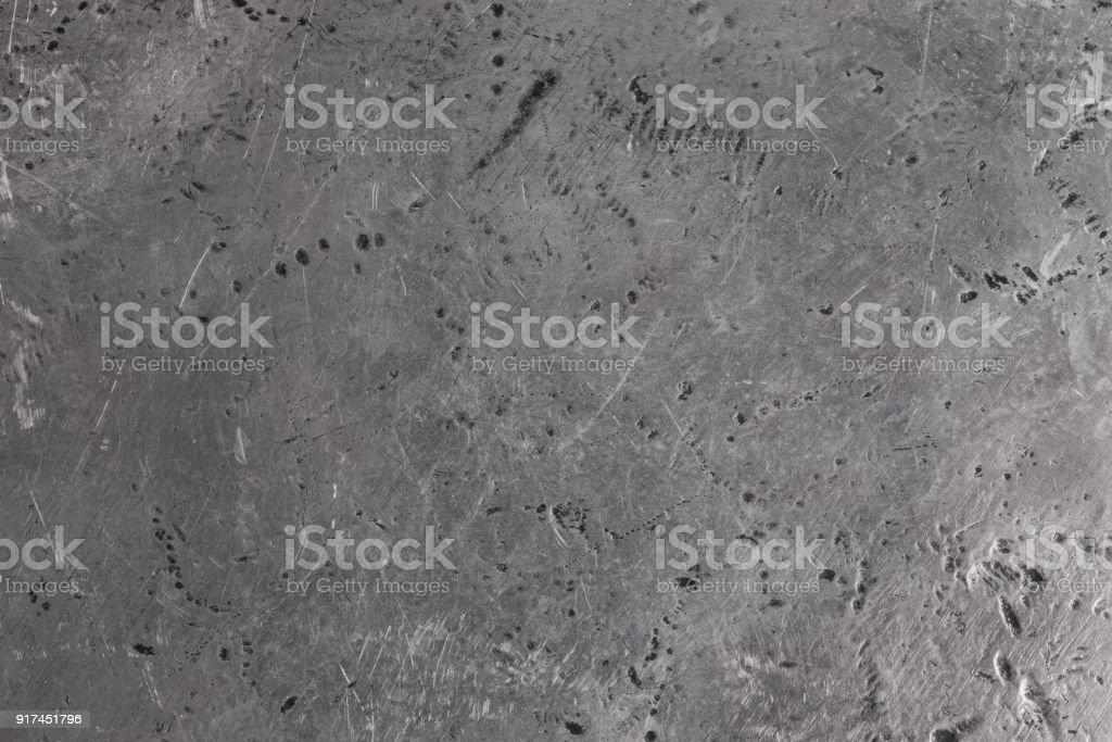 Textur der alten Metall, silbrig Nahaufnahme – Foto