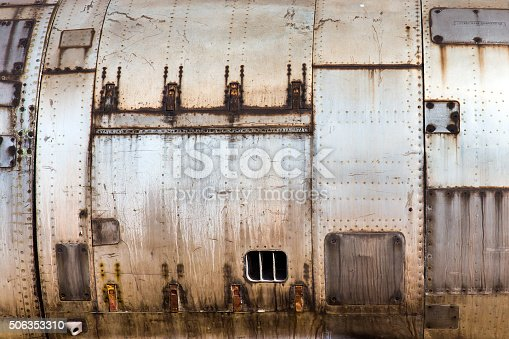 477930062istockphoto texture of old metallic aircraft skin 506353310