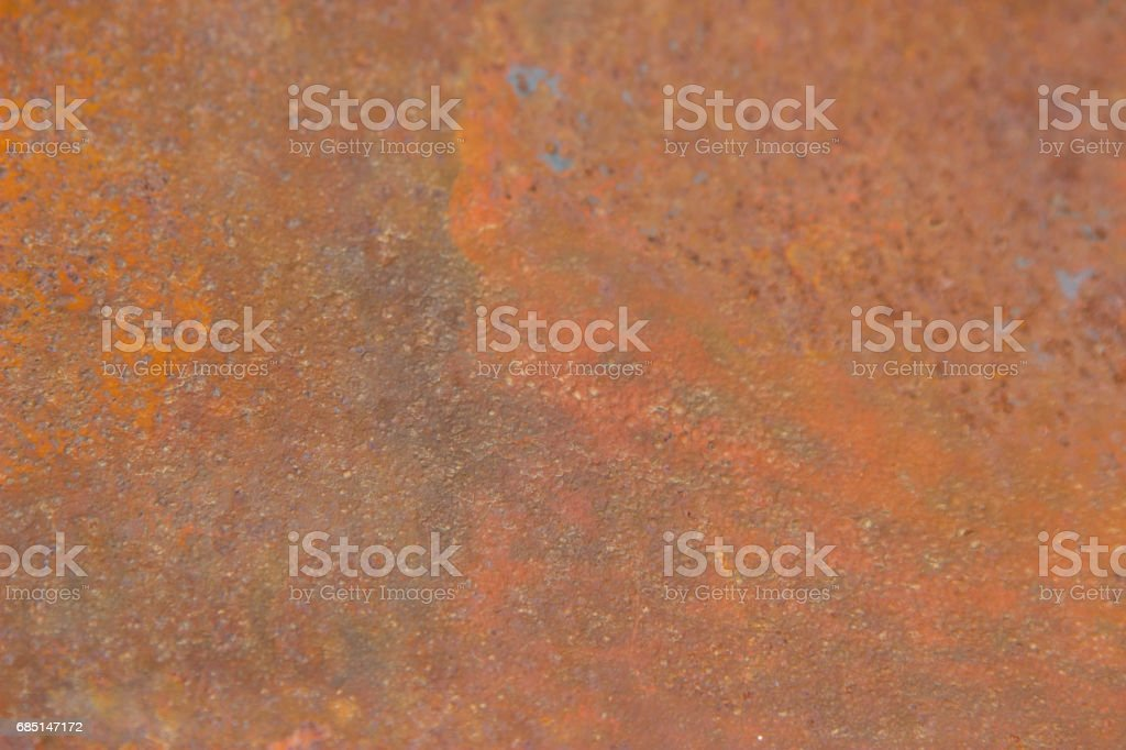 texture of old rusty metal surface royalty-free stock photo