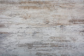 texture of old shabby light wood