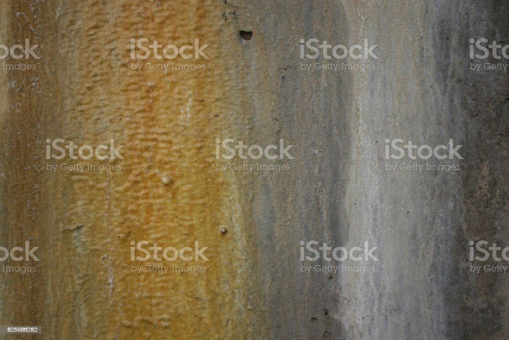 Texture of old shabby rusty surface wall stock photo