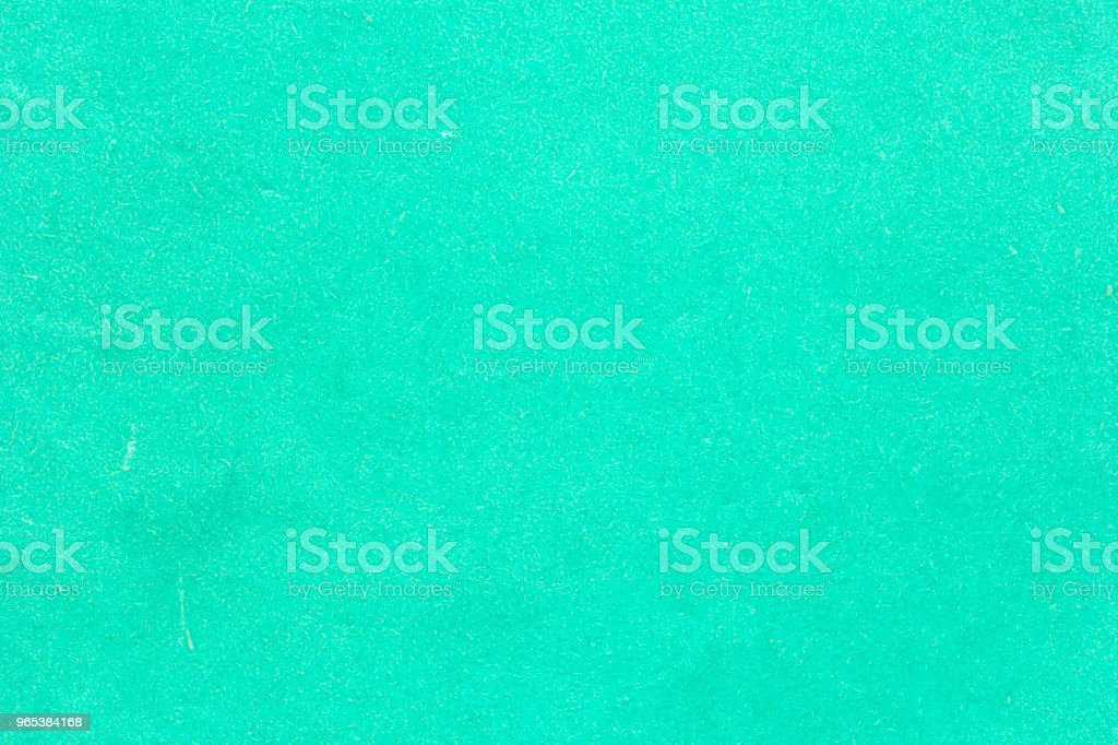 Texture of old turquoise paper zbiór zdjęć royalty-free