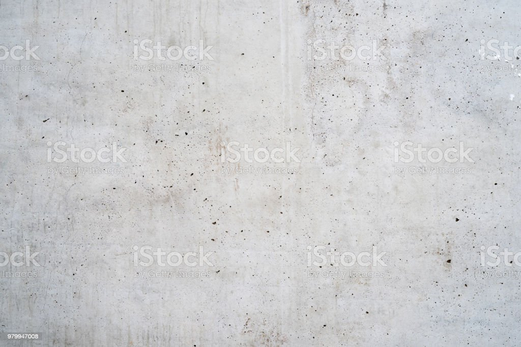 Textuur van oude witte beton foto