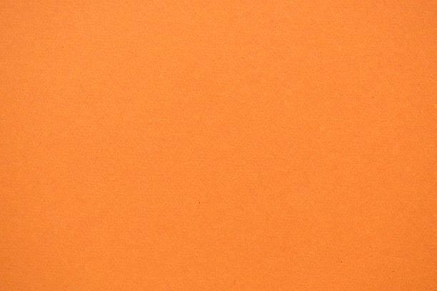 texture of orange color paper - オレンジ色 ストックフォトと画像
