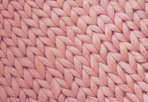 質地的粉紅色針織毯大針織格子美利奴羊毛頂部視圖 照片檔及更多 俄羅斯 照片
