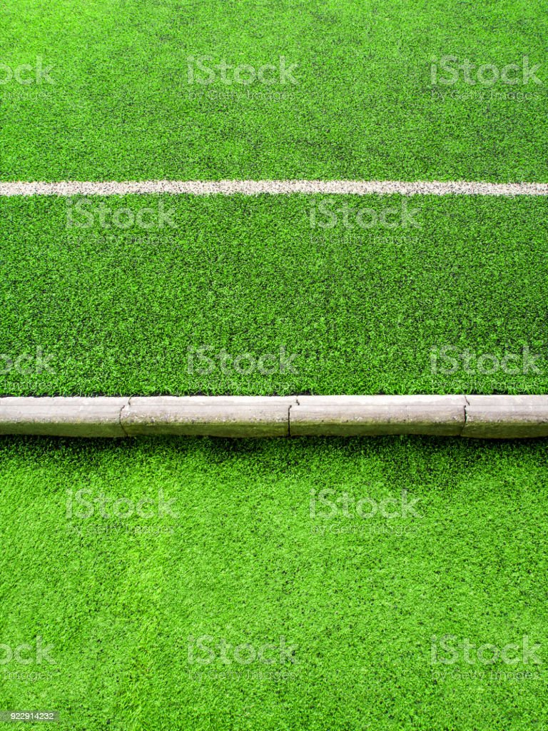 fake grass texture. Texture Of Plastic Artificial Grass And Concrete Border School Yard Royalty-free Stock Photo Fake