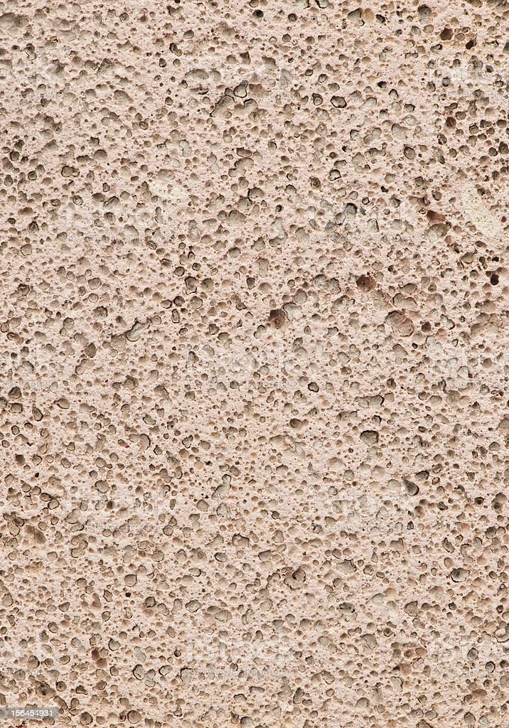 texture of pumice stone royalty-free stock photo