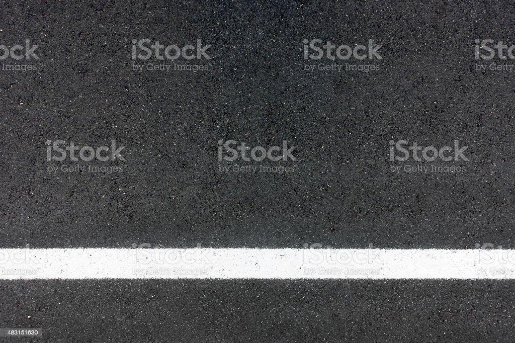 texture of rough asphalt road stock photo