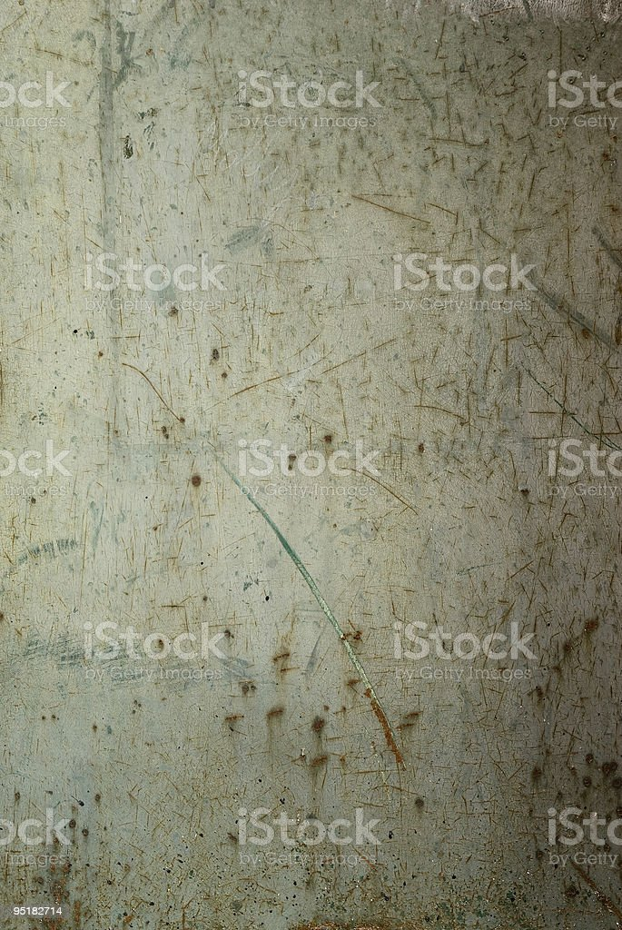 texture of rusty metal royalty-free stock photo