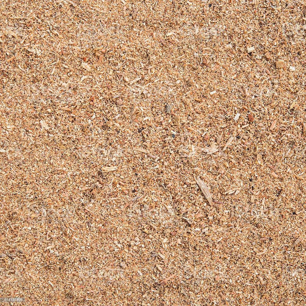 texture of sawdust stock photo