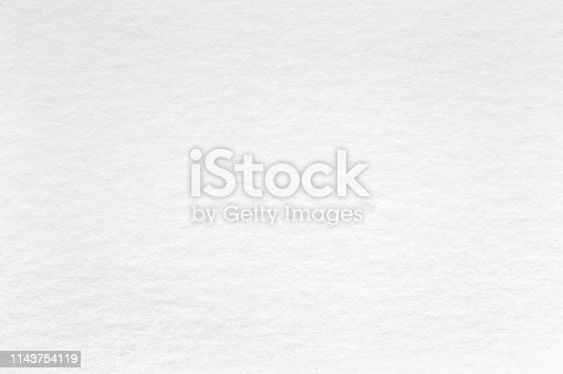 1148387720 istock photo Texture of soft white handmade paper. Can be used as background. 1143754119