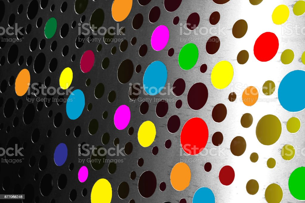 Texture of stainless steel, modern look stock photo