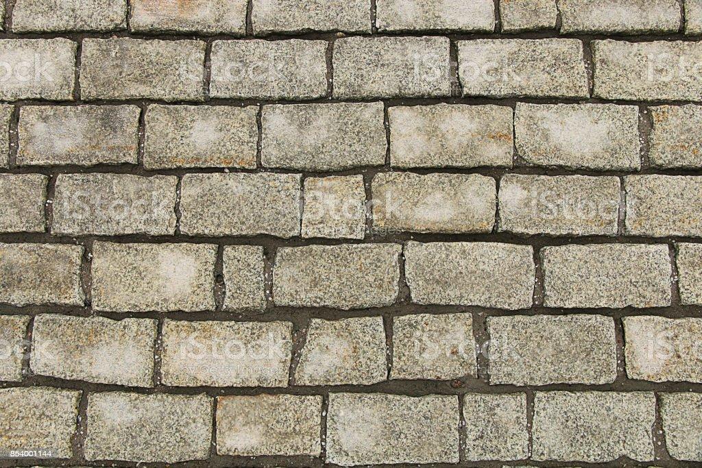 Texture of stones and stones stock photo