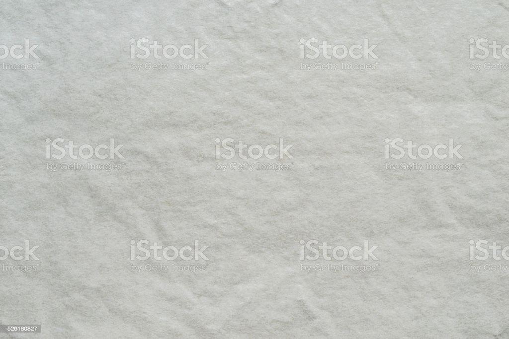 texture of thin crumpled dark white paper stock photo