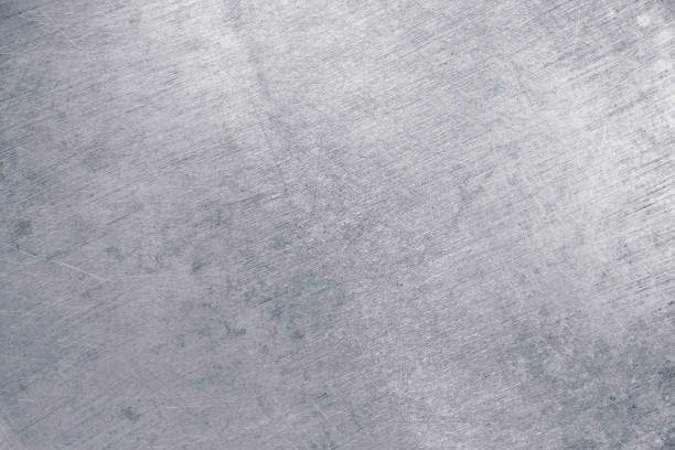 Texture of tinplate, silver metal as background Steel background, white metal texture, iron plate metal stock pictures, royalty-free photos & images