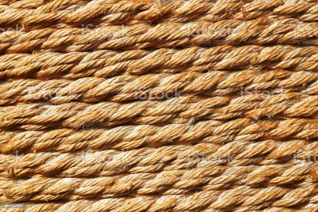 texture of trellis rope stock photo